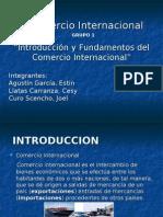 COMERCIO INTERNACIONAL GRUPO 1