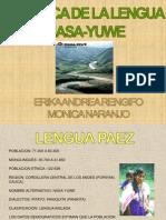 Exposicion Fonetica de La Lengua Nasa