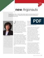 Anna Lee Saxenian - The New Argonauts