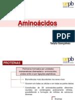 Aula Aminoacidos