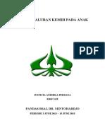 Tugas Justicia Andhika Perdana (ISK Anak)