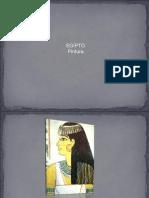 Pintura Egipto