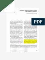 ALMEIDA, Maria H. T. de. Federalismo, Democracia e Governo no Brasil - Idéias, Hipóteses e evidências