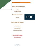Producto Final _ Equipo _SpidewebGT