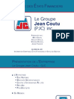 Jean coutu businness report