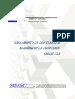 Reglamento de Tap Cidiat (Version Final) 21 06 2012