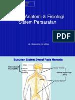 Kuliah Anatomi-fisiologi Sistem Saraf