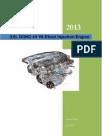 3.6L DOHC 4V V6 Direct Injection Engine florian civier.pdf