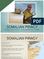 Somalian Piracy