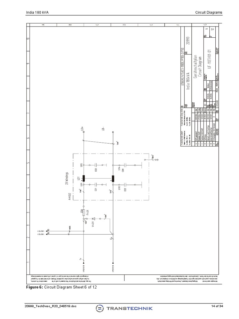 20999 Techdesc R20 040519 P14 34 Power Inverter Supply Semi Low Circuit Diagram Electronic Diagrams