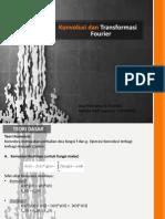 Konvolusi Transformasi Fourier