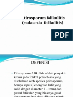 Pitirosporum folikulitis.pptx