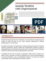 Propuesta Tematica Desarrollo Organizacional 1230810563529958 2