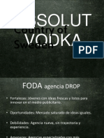 Campaña Absolut Agencia Gota