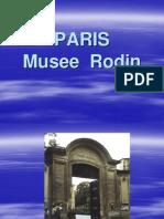 Paris Muz Eul Rodin