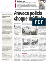 Policiaca  21 de diciembre 2013