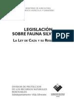 cartilla caza legislacion dic 2004