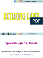 Building Laws part 1