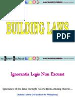 Building Laws part 1