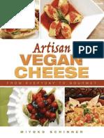 Artisan Vegan Cheese