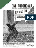 Zine Autonomia # 00