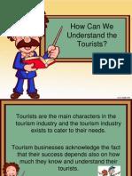 Understanding Toursits