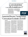 Rassegna Stampa 21.12.2013