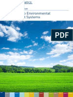 WRAP Your Guide to Environmental Management Systems