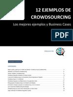 12 Ejemplos de Crowdsourcing - ebook gratuito