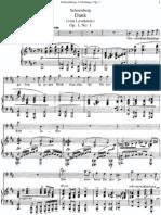 IMSLP23670-PMLP12582-Schoenberg - 2 Songs Op. 1 Voice and Piano