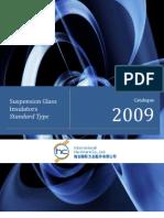 Standard Glass Insulator Catalogue English-HC