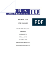PEST and Industry Analyses Final
