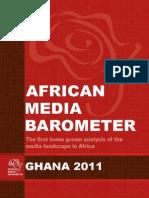 Barometre Des Medias Africains (Ghana)