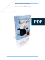 Ultimate Magic Handbook