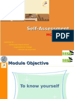 Module 1.3 - Self Assessment