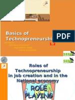 Module 1.2-Basics of Technopreneurship