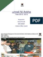 Amreli Disaster Mgmt DOC 2012 13 PPT