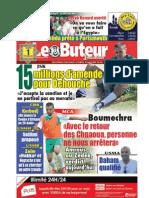 LE BUTEUR PDF du 01/09/2009