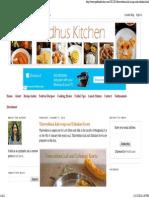 Thiruvathirai Kali Recipe and Ezhukari Kootu _ Padhuskitchen