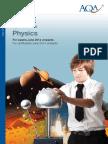 GCSE Physics Syllabus 2014(Latest)