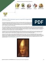 Bonifacio VIII, el primero que se ocupó de la seguridad vial