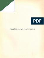 16 - Distância de Plantação