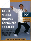 Dr. Yang Jwing-Ming - Eight Simple Qigong Exercises for Health 109 Pg.