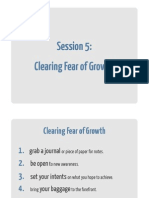s05 Clearing Fear of Growth