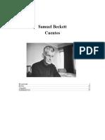 Samuel Beckett - Cuentos Cortos