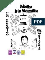 Didactica de La Matematica