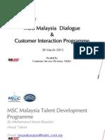 MSC Malaysia Talent Development Programme - Muhammad Imran Kunalan