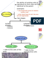 Cell Division Ppt2 form 4