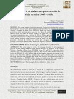 O IHGMG e os parâmetros para a escrita da  História mineira (1907 –  1927)- Mariana Vargens Silva