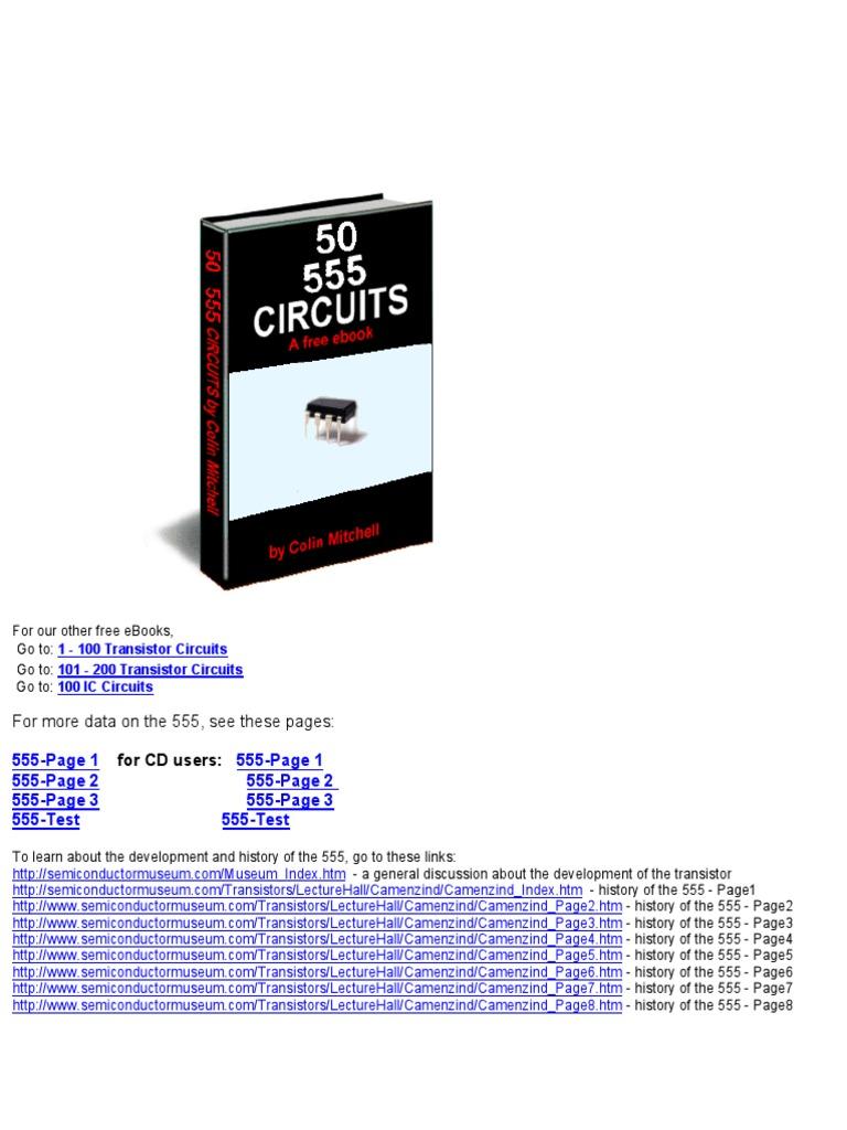 555 Timer Circuits Electronic Oscillator Using Ne555 Ic Remote Control Light Circuit Diagram